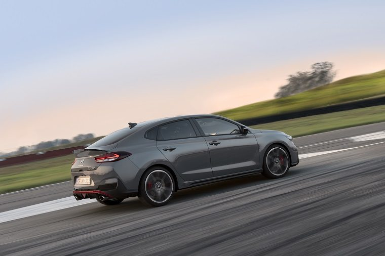 Hyundai i30 N Fastback features and performance