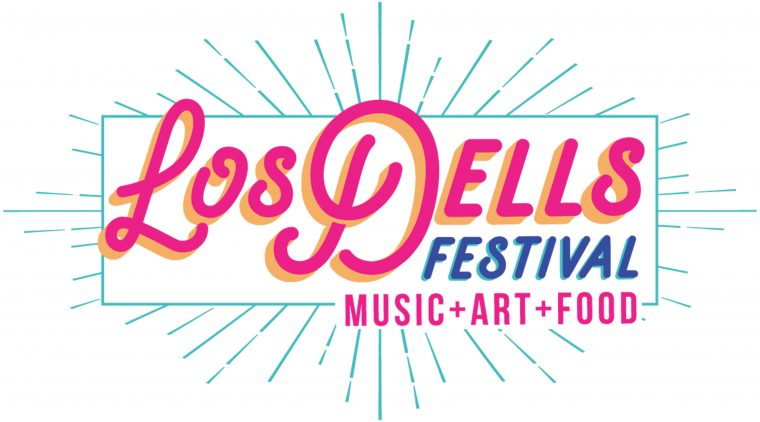 Los Dells Festival 2018 logo