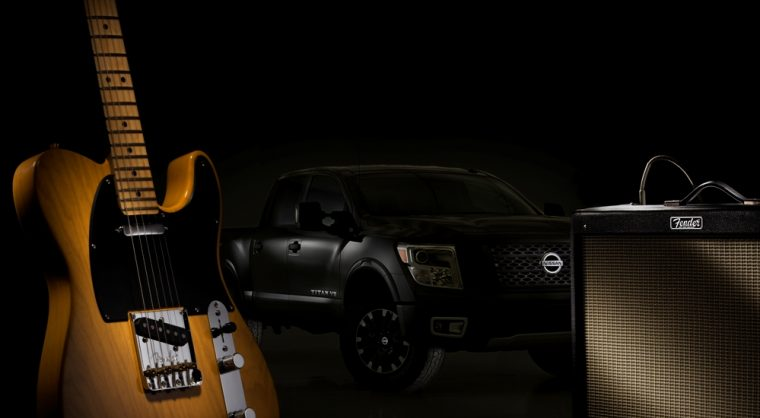 Nissan Titan Fender Premium Audio System By Panasonic
