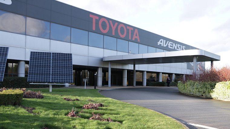 Toyota Motor Manufacturing Burnaston