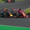 2018 Japanese GP Vettel & Verstappen