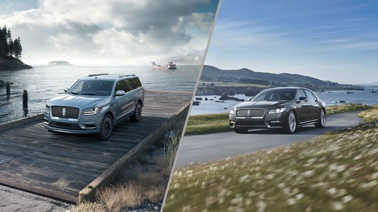 2018 Lincoln Navigator and Continental Among J.D. Power's Highest-Ranked Vehicles