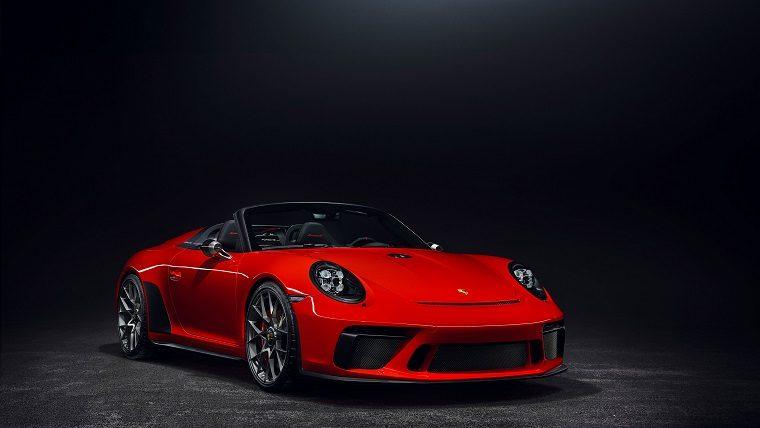 2018 Porsche Speedster Concept