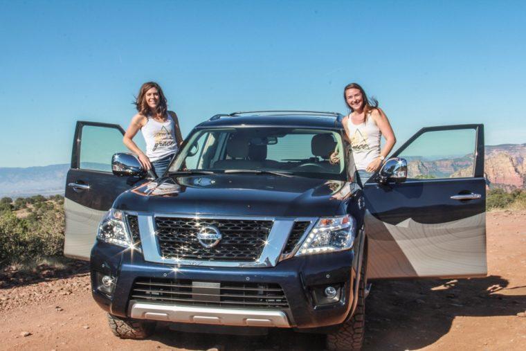 2018 Rebelle Rally Team Wild Grace
