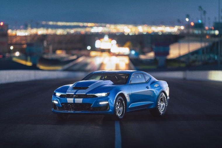 2018 SEMA Chevrolet COPO 50th Anniversary