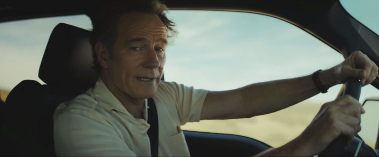 Bryan Cranston Built Ford Proud