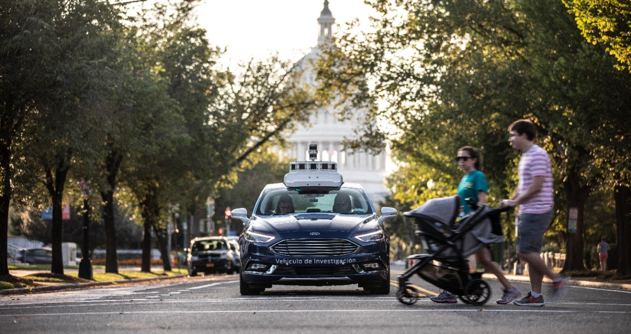 Ford to conduct self driving testing in washington d c for Washington dc department of motor vehicles