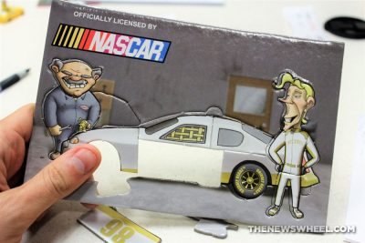Griddly Headz Racing board game review NASCAR family motorsports tabletop (6)