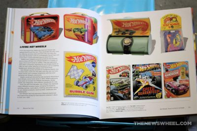 Hot Wheels From 0 to 50 at 1-64 Scale Book Review Kris Palmer Motorbooks memorabilia vintage