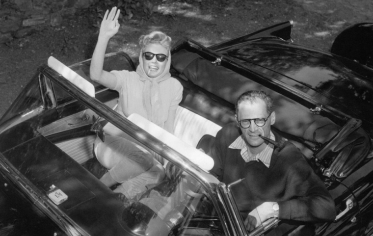 Marilyn Monroe's Ford Thunderbird