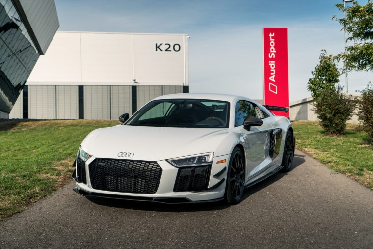 Only Lucky People Will Have The Chance To Own This Special - Audi news
