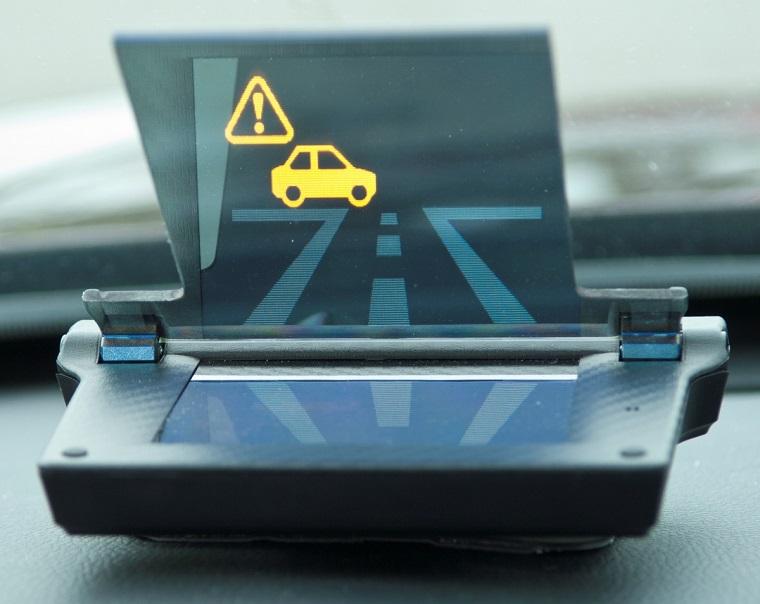 Honda Smart Intersection technology