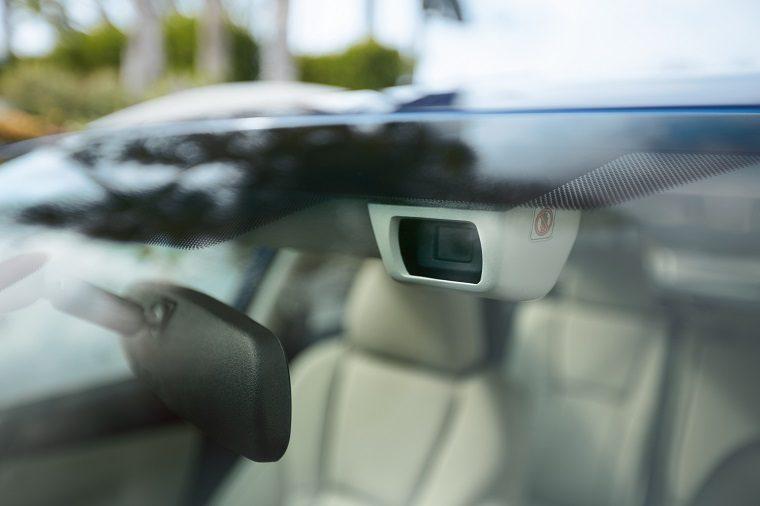 Subaru EyeSight cameras