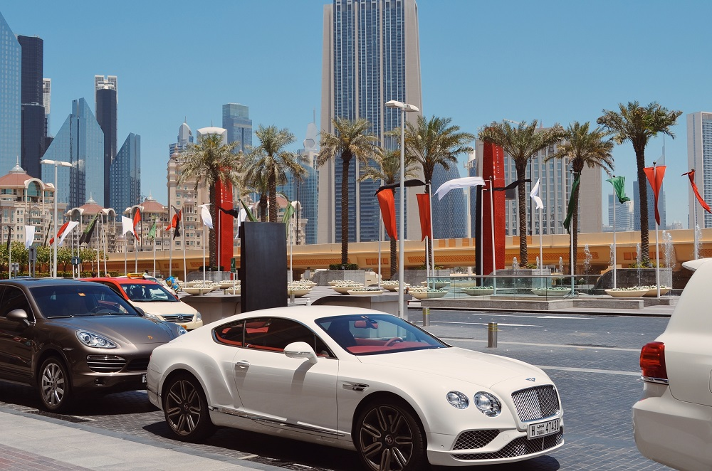 The Soaring Automotive Industry Of Dubai The News Wheel