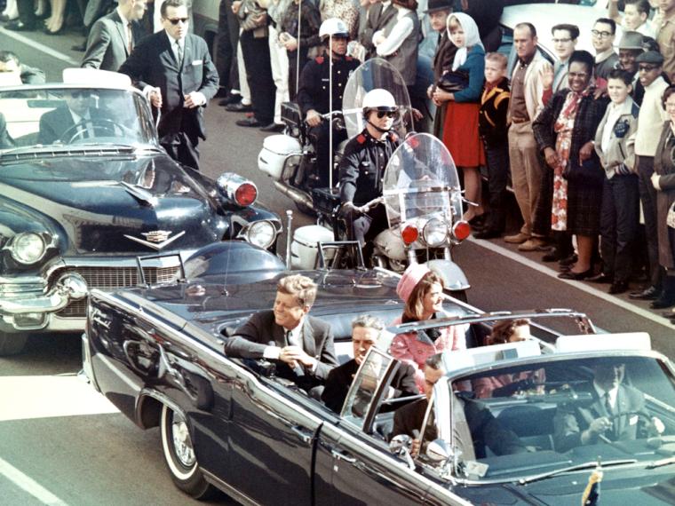 president john f kennedy dallas parade