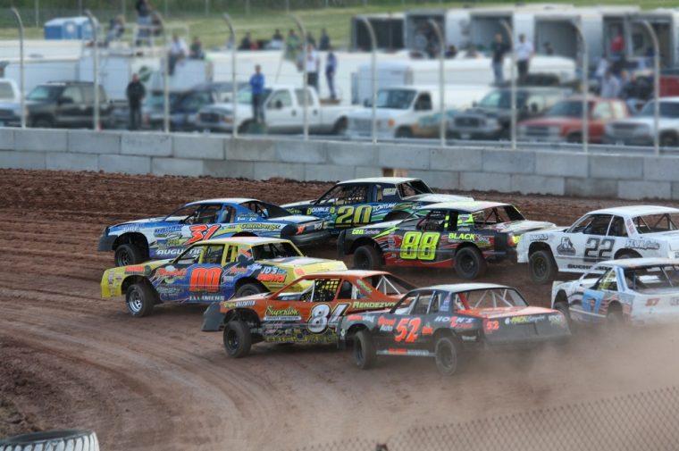 stock car racing arkansas speedway raceway