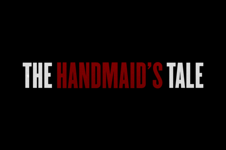 the handmaid's tale title card hulu mgm entertainment