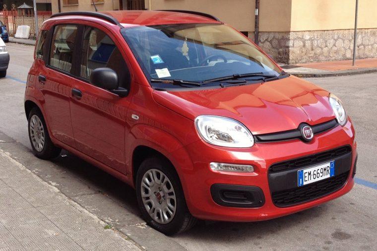 2012 Fiat Panda III 1.2