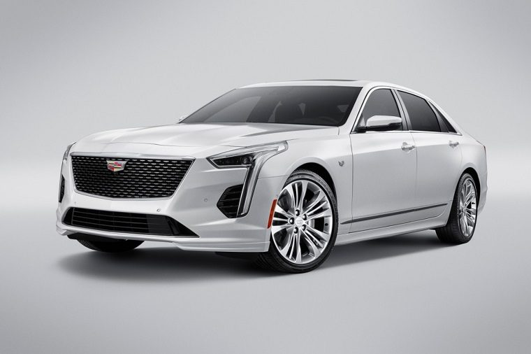 2019 Cadillac Ct6 Specs Released For New 2 0 Liter Engine The