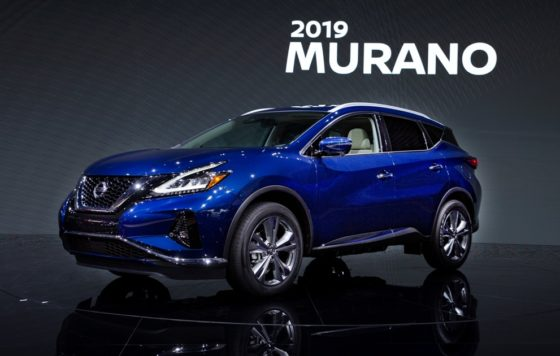 2019 Nissan Murano Gets US Price Tag - The News Wheel