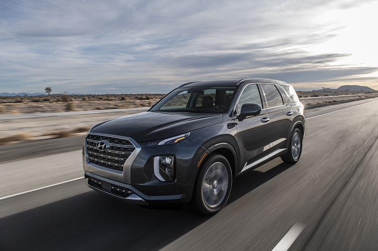 O Brien Hyundai >> [PHOTOS] Take a Closer Look at the All-New 2020 Hyundai Palisade - The News Wheel