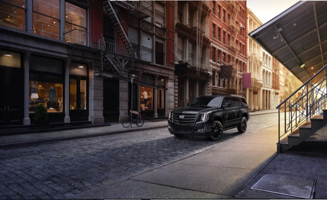 2019 Cadillac Escalade Adds Blacked Out Sport Edition The News Wheel