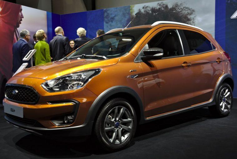 Ford KA+ Active II Gen 2018