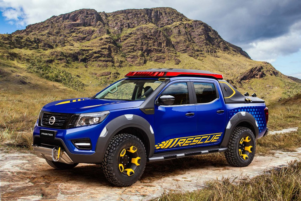 Nissan Unveils Fun Frontier Concept In Brazil - The News Wheel
