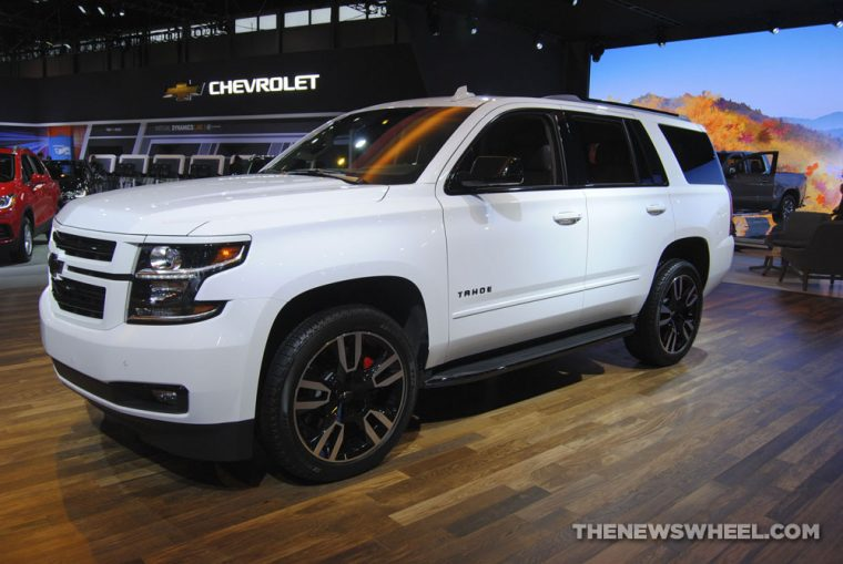 chevy tahoe and traverse named to us news list of most reliable three row suvs the news wheel. Black Bedroom Furniture Sets. Home Design Ideas