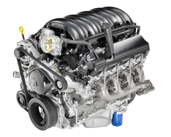Chevrolet Building Crate Engines For Ford Power Performance News