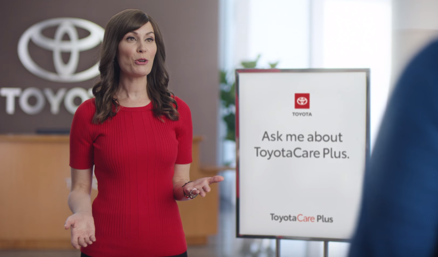 Toyota Jan Touts ToyotaCare Plus and SightLine Wipers in New Commercials - The News Wheel