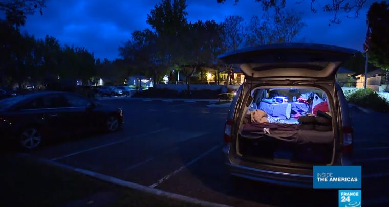 Bloomington Church's Night In A Car Event Raises Awareness ...
