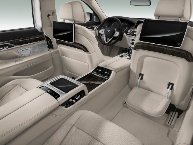 2016 Bmw 7 Series Overview