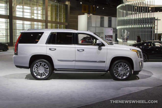 U S News World Report Proclaims 2017 Cadillac Escalade The Best Luxury Large Suv For Families