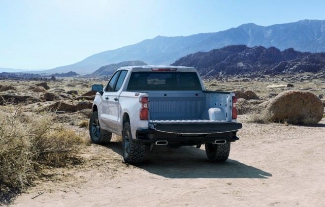 Photos 2019 Chevrolet Silverado 1500 Will Be Up To 450 Pounds Lighter Offered With 3 0 Liter Duramax Turbo Sel