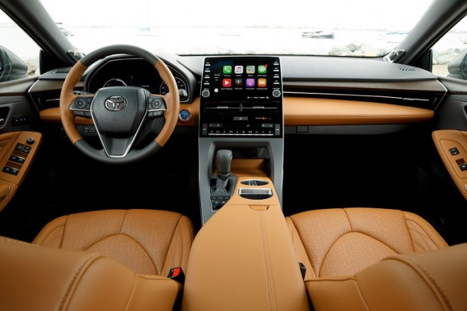 2019 Toyota Avalon Limited Interior | The News Wheel