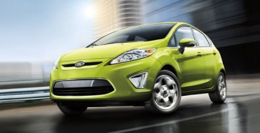 Ford Sells a New Fiesta Every Two Minutes in Europe