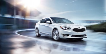 Kia Cadenza Stands Out in New 'Reunion' Ad