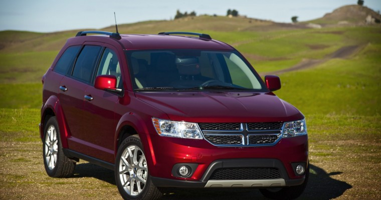 Dodge to Move Production of Journey from Mexico to Detroit