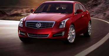2013 Cadillac ATS Offers Lots of High Technology