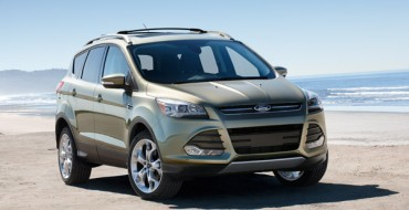 One Plastic Bottle at a Time: Ford Escape's Recycled Fabric