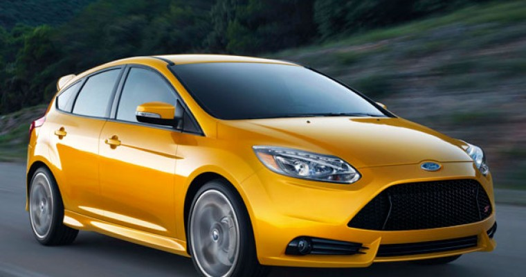 Let's Take a Spin in the 2013 Ford Focus