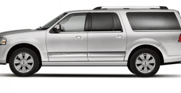 2013 Lincoln Navigator Overview