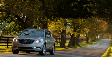 2014 Enclave Beats Out Previous Model with More Technology and Luxury