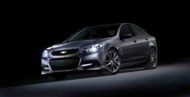 2014 Chevrolet SS Packs a Punch with More Than 400 HP