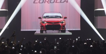 All-New 2014 Corolla Finally Went Public