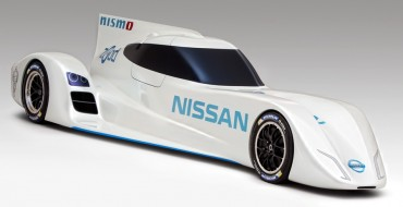 Nissan ZEOD RC Goes 'Round Le Mans 24 Times