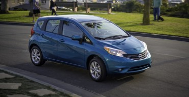Nissan Versa Note's Great Features for a Great Price