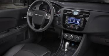 Chrysler Hopes Redesigned 2014 200 is Competitive in Midsized Sedan Segment