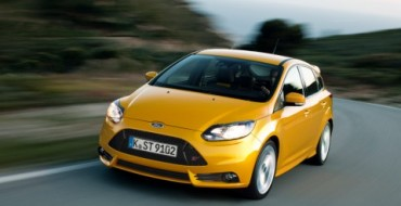 Ford Focus ST Is Aggressive and Fast